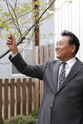 代表取締役 森田順一