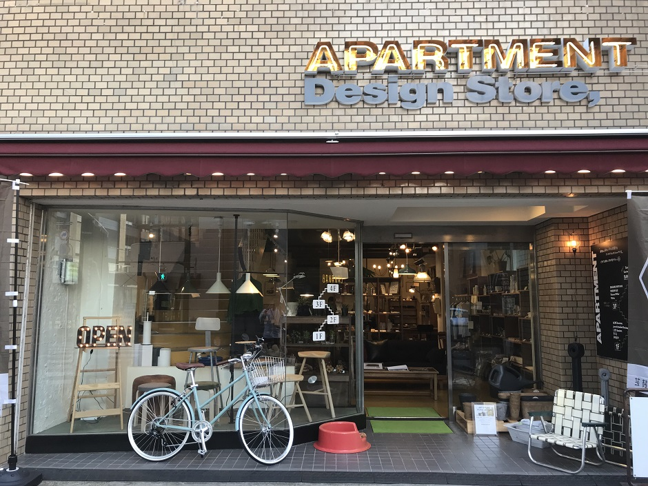APARTMENT×classicaL リノベーション施工例パネル展示会開催中!