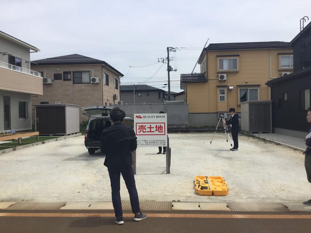 敷地調査②