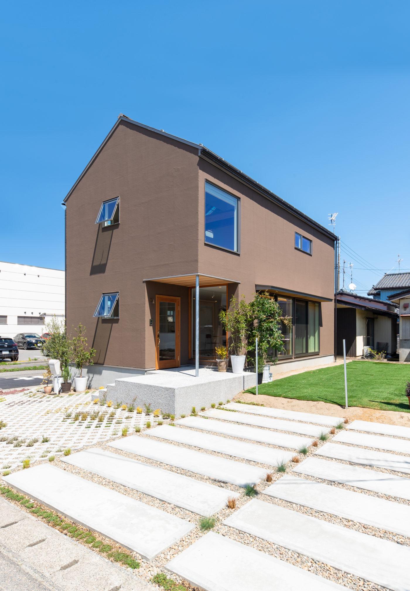 心地良い三角屋根の暮らし~ 新潟市西区小針モデルハウス