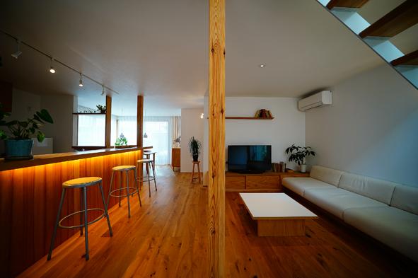 長岡希望ヶ丘モデルハウス