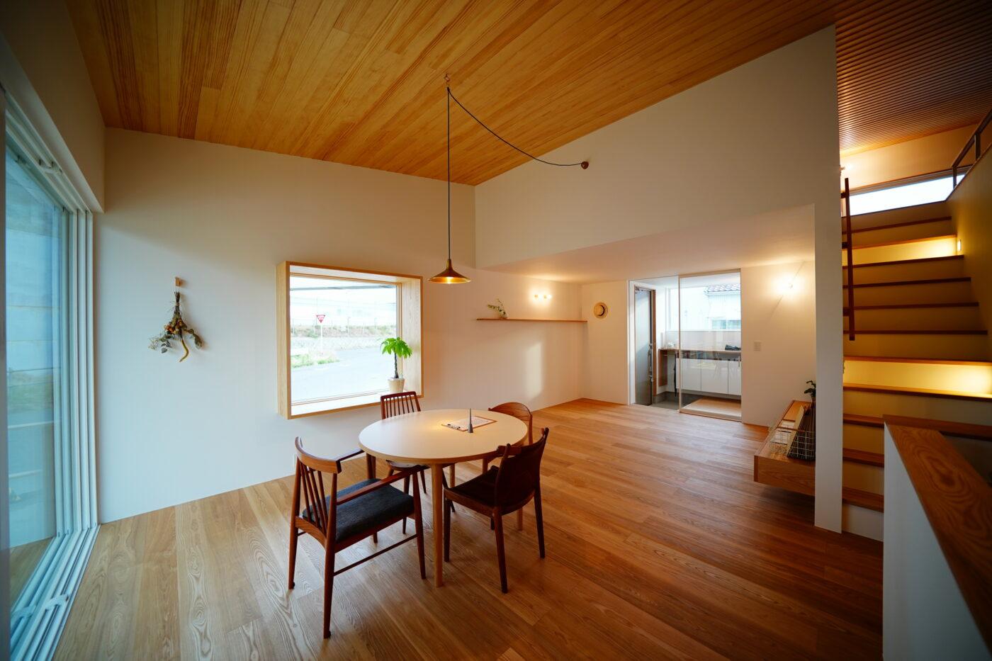 ROMOの平屋モデルハウス