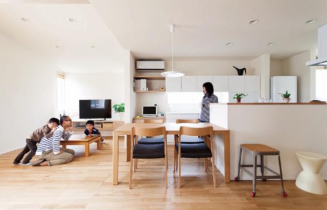 環境と暮らしに適した住宅性能。